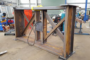 Heavy Fabrication & Mild Steel