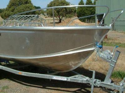 Boat Safety Rails