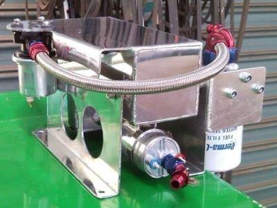 Carter pickup pump 044 EFI pump, water seperater filter surge tank