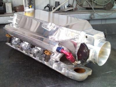 Engine Inlet Manifold