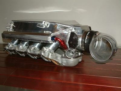 Engine Inlet Manifold
