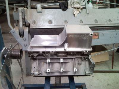 LS1 Aluminium Sump HQ 1