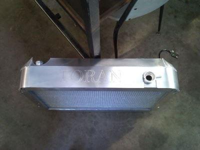 Torana radiator cover