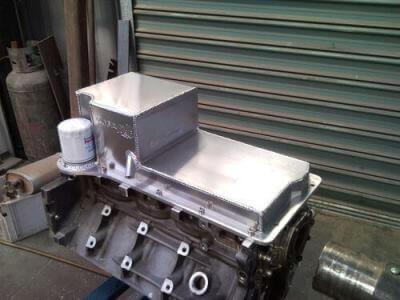 Toranna Aluminium sump LS1