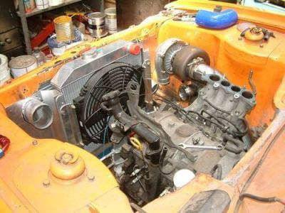 Turbo rotor custom work